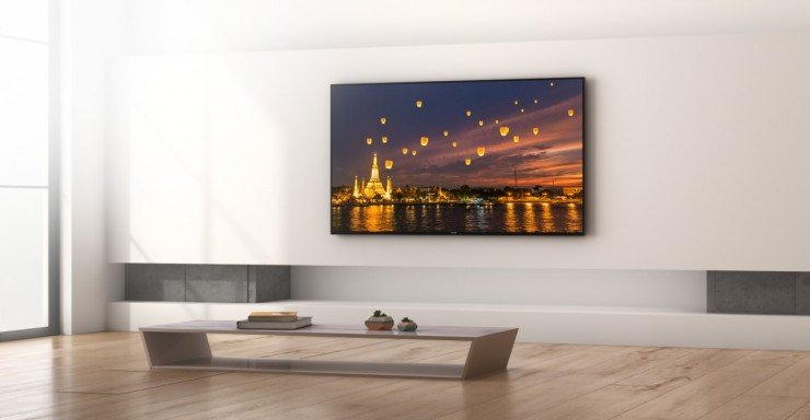 The Perfect TV Mounting Service - Any TV On Any Wall